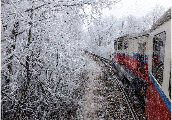 The world's most expensive toy – Children's Railway of Budapest