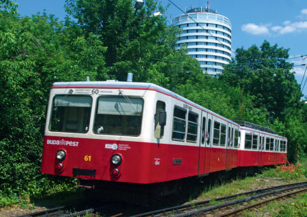 Cogwheel Railway Budapest