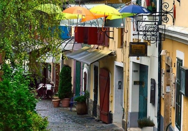 Szentendre – The pearl of the Danube bend