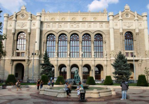 Pesti Vigado – Redoute of Budapest