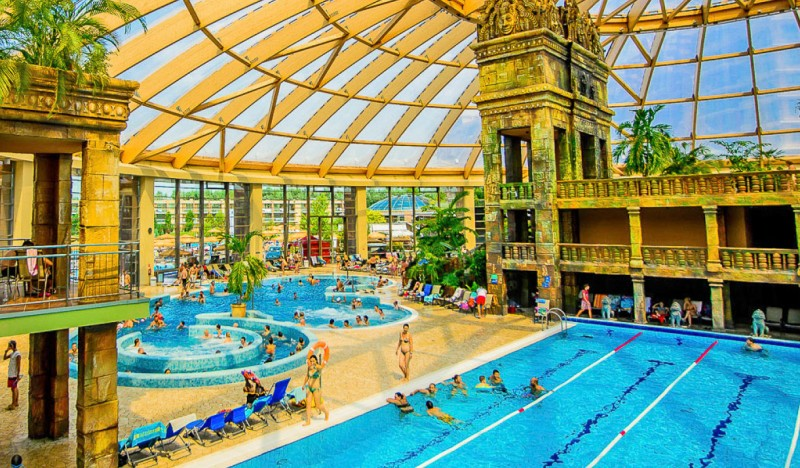 Aquaworld Budapest – adventure in all the year