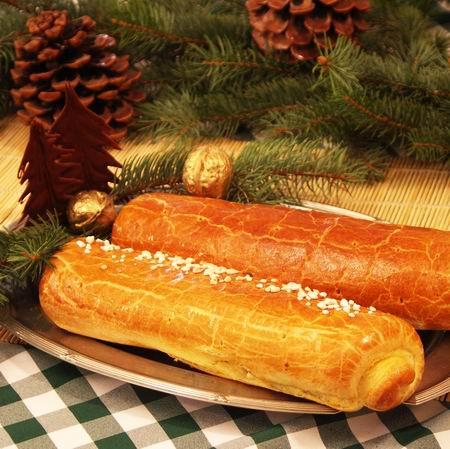 The Hungarian Christmas cake – 'beigli'