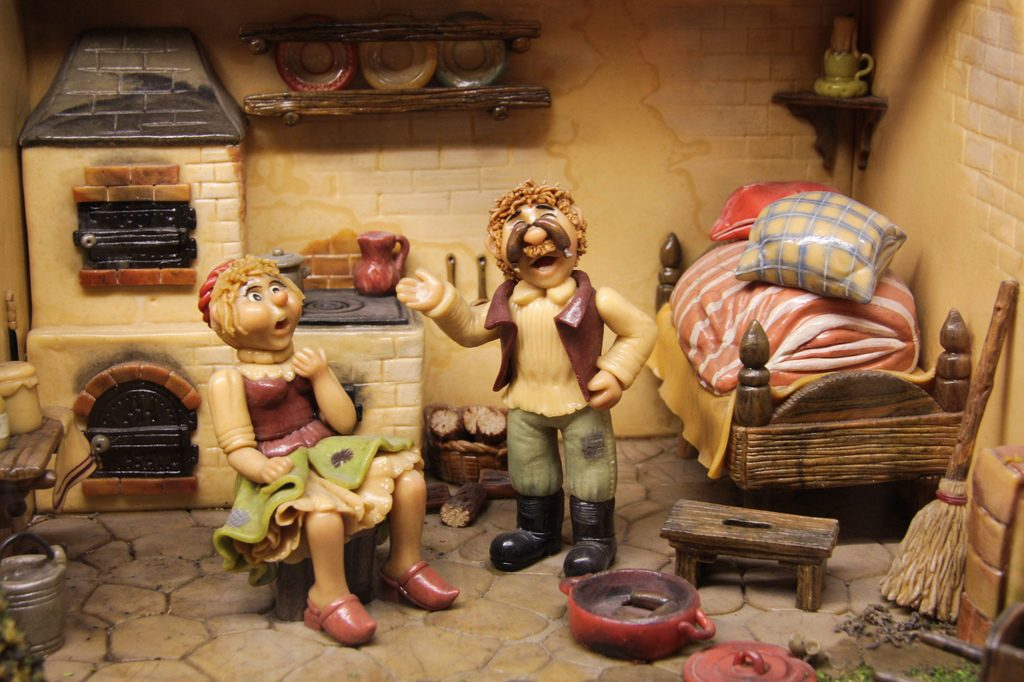 The world's only Marzipan Museum near Budapest