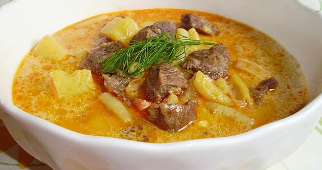 'Palóc' soup