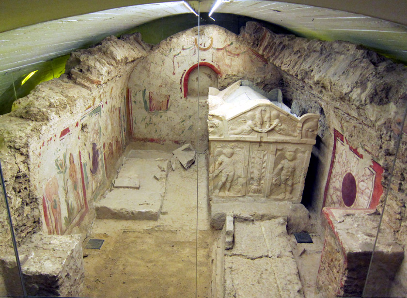 The Deads's city – Early Christian Necropolis of Pecs