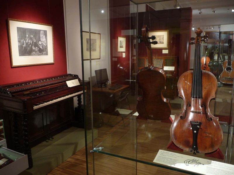 Museum of Music History in Buda Castle