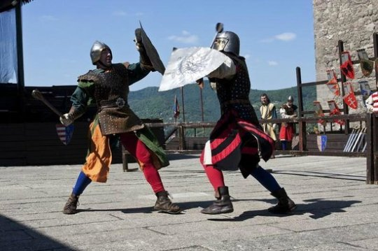 Knight's Tournaments in Visegrad